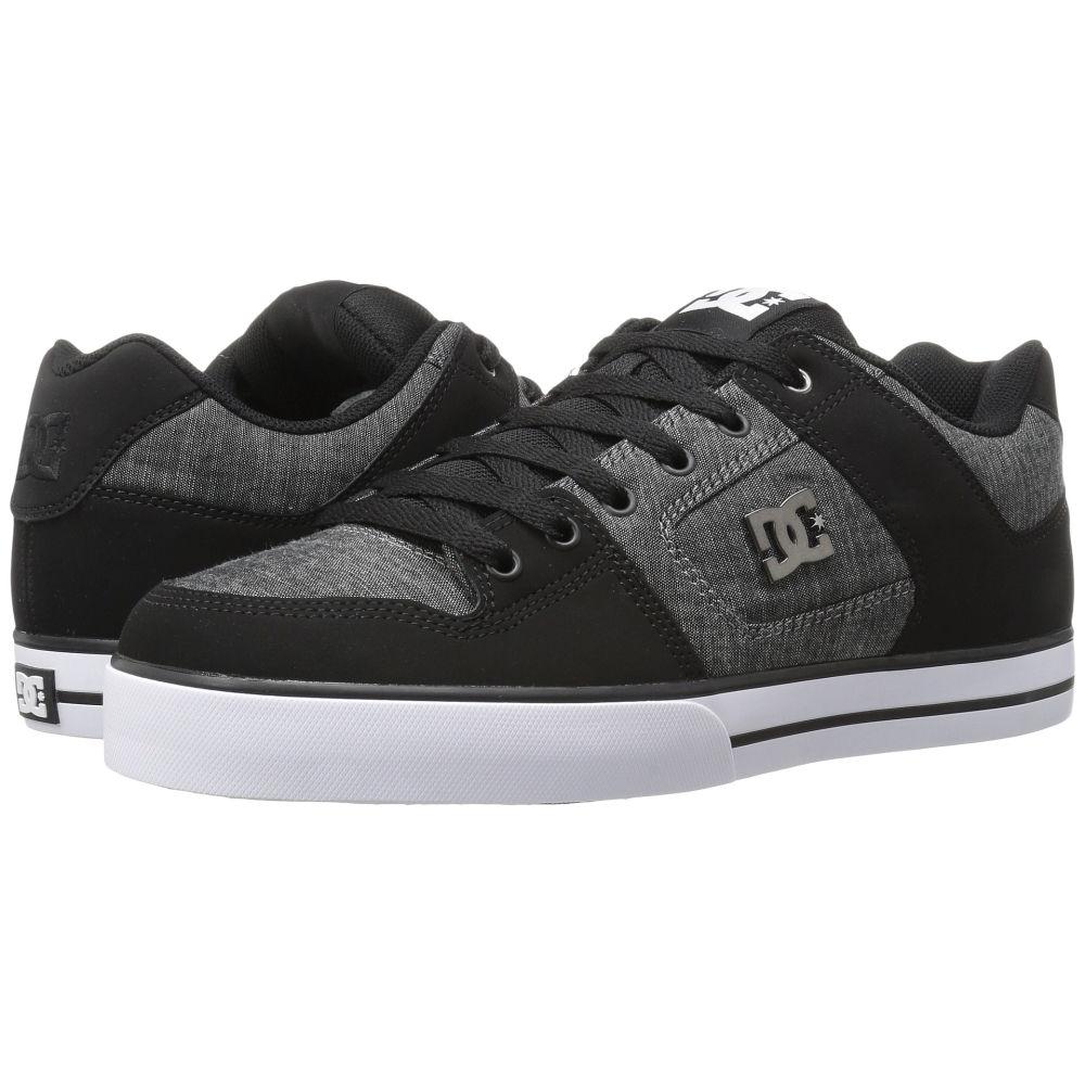 ディーシー メンズ シューズ・靴 スニーカー【Pure TX SE】Black