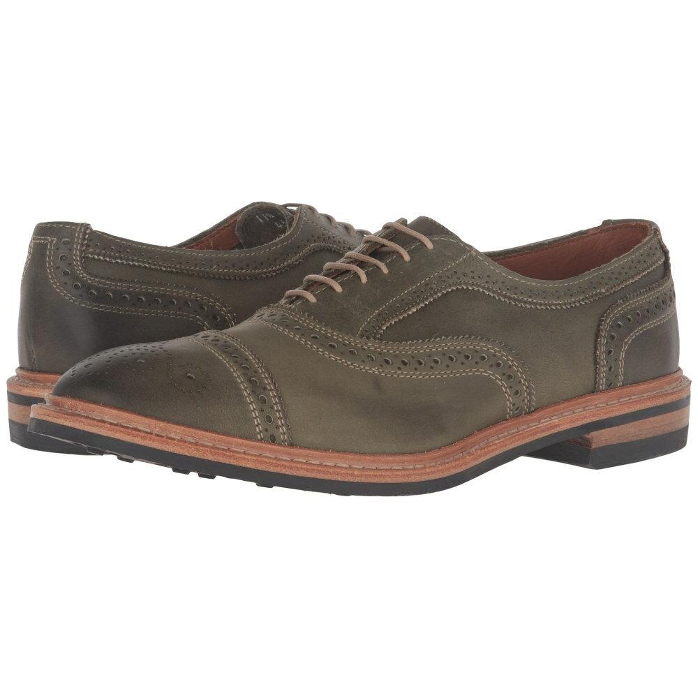 アレン エドモンズ Allen-Edmonds メンズ シューズ・靴 オックスフォード【Strandmok】Olive Leather