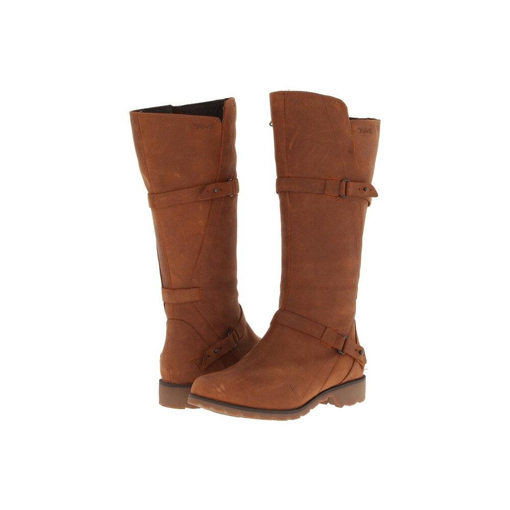 テバ Teva レディース シューズ・靴 ブーツ【De La Vina】Bison