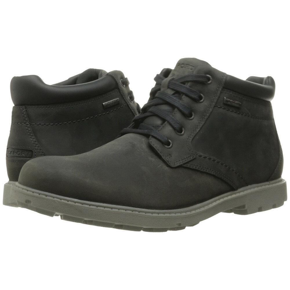 ロックポート Rockport メンズ シューズ・靴 ブーツ【Rugged Bucks Waterproof Boot】Castlerock Grey