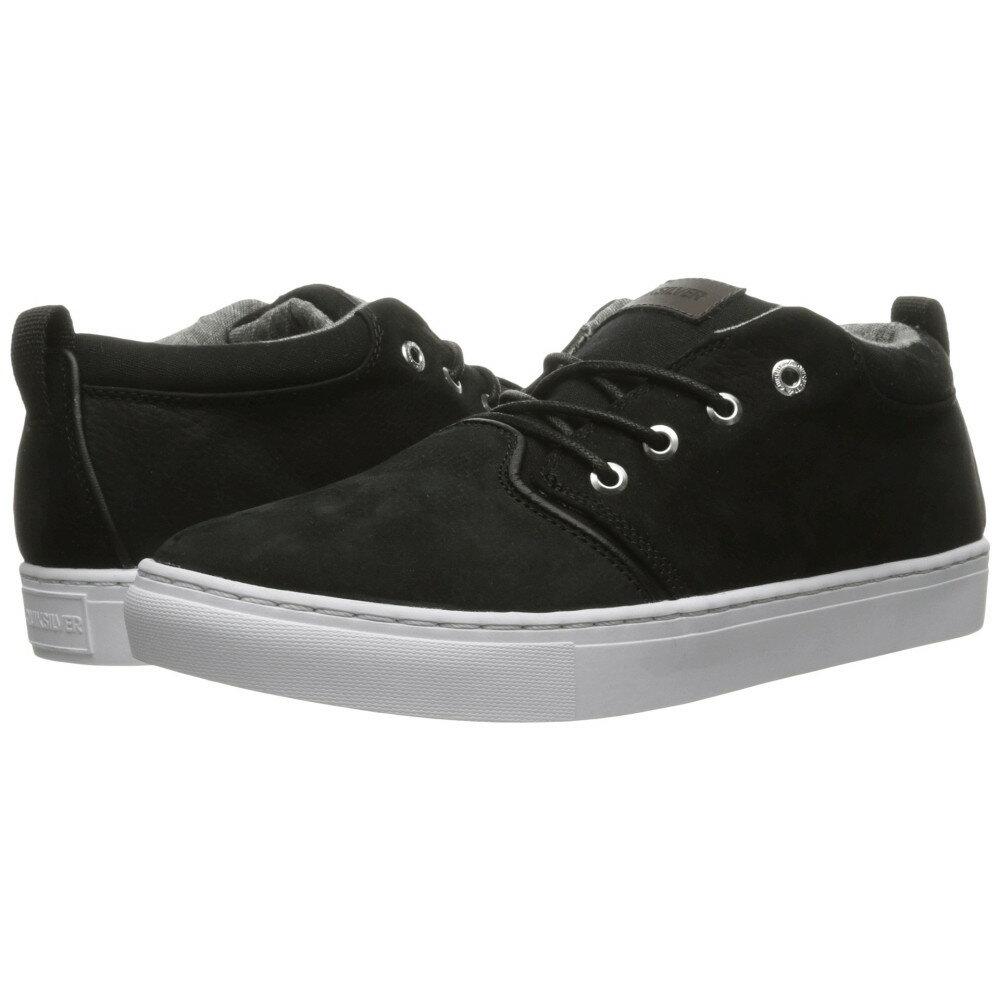 クイックシルバー Quiksilver メンズ シューズ?靴 スニーカー【Griffin】Black/Brown/White