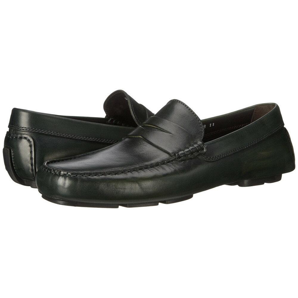 トゥーブートニューヨーク To Boot New York メンズ シューズ?靴 フラット【Harper】Green