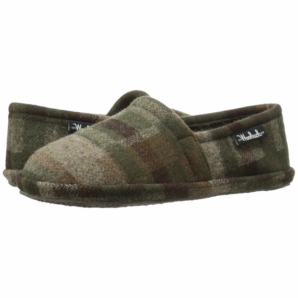 ウールリッチ Woolrich メンズ シューズ・靴 スリッパ【Chatham Chill】Camo Wool