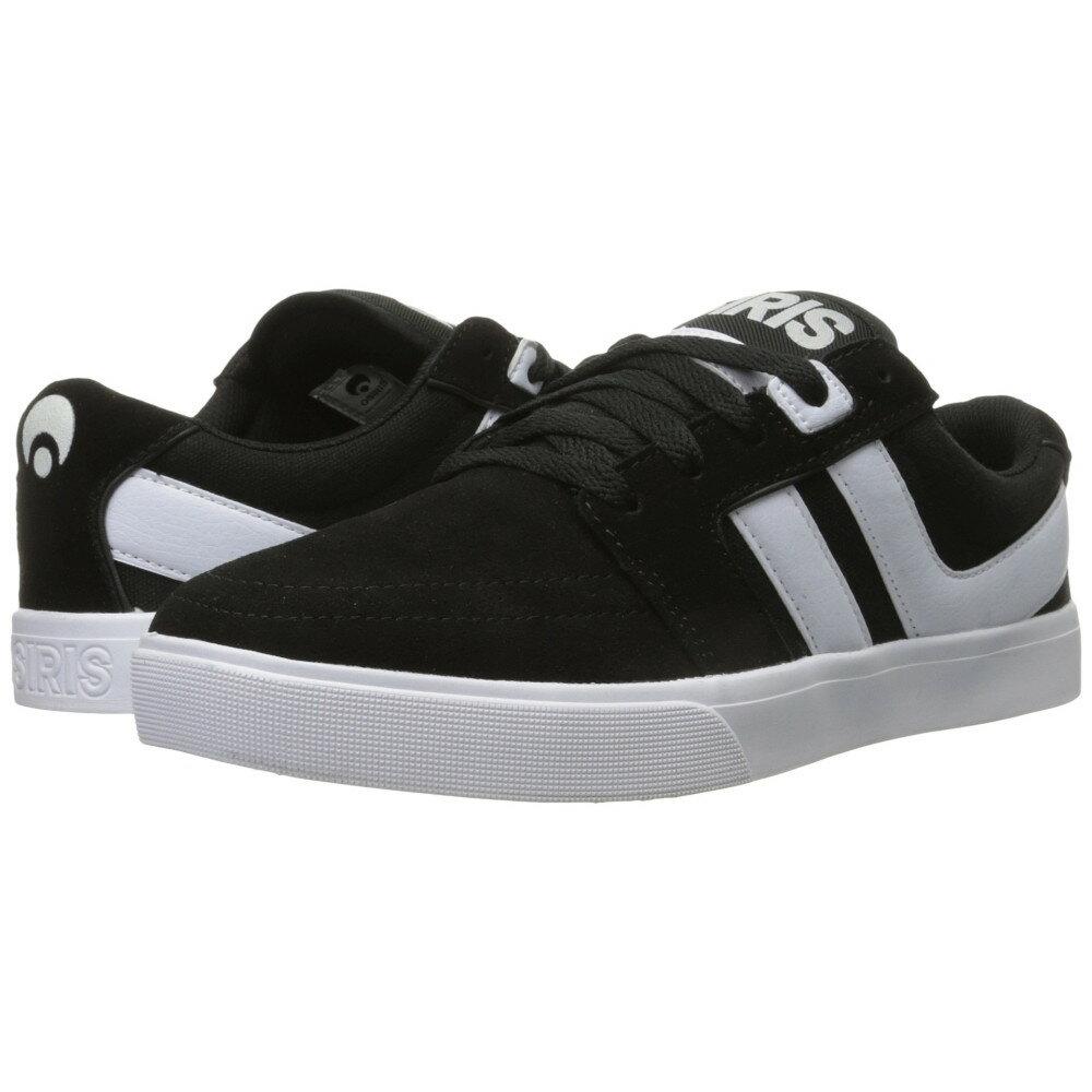 オサイラス メンズ シューズ・靴 スニーカー【Lumin】Black/White/Black