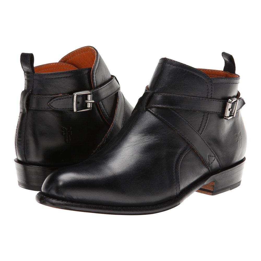 フライ レディース シューズ・靴 ブーツ【Dorado Jodphur】Black Full Grain