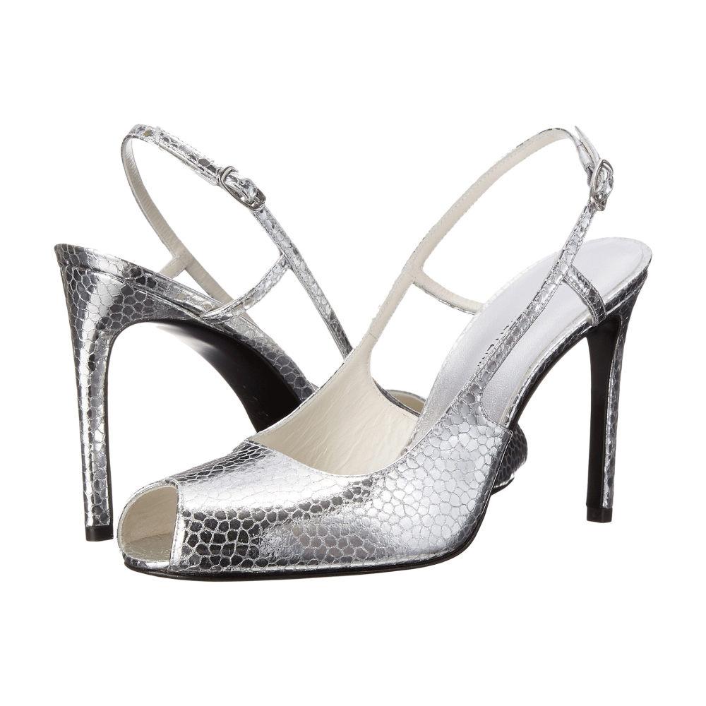 スチュアート ワイツマン Stuart Weitzman Bridal & Evening Collection レディース シューズ・靴 パンプス【Truelove】Silver Shatter Nappa