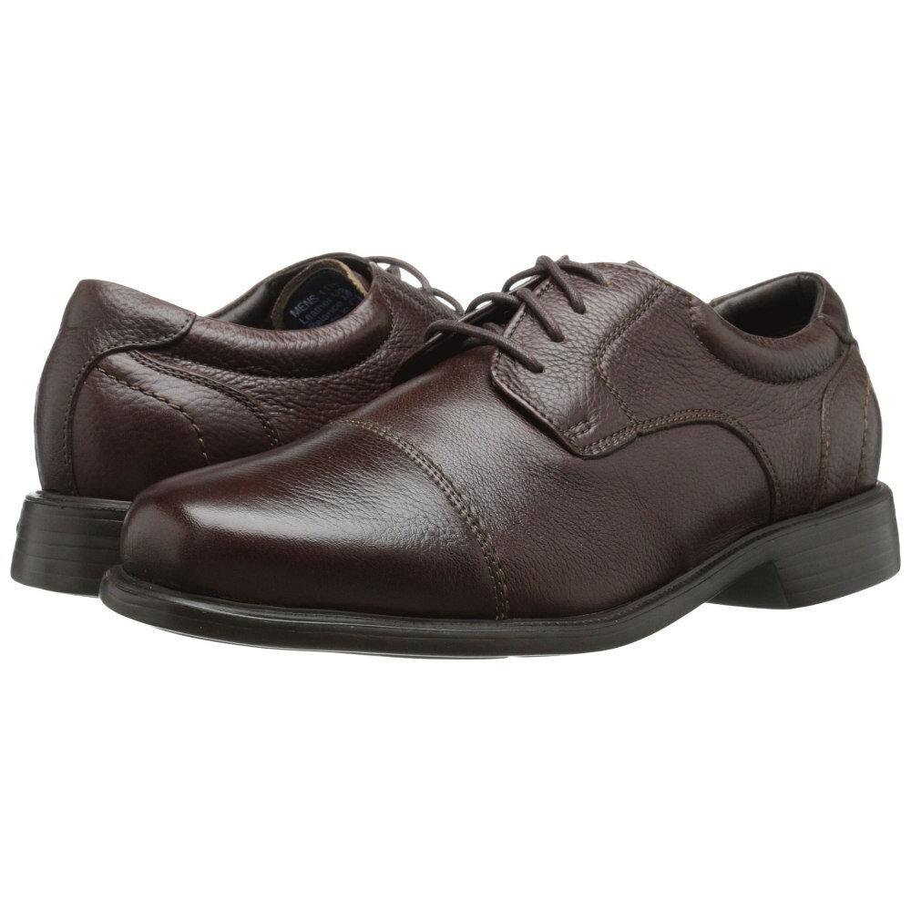 フローシャイム メンズ シューズ・靴 革靴・ビジネスシューズ【Freedom Cap Ox】Brown Milled