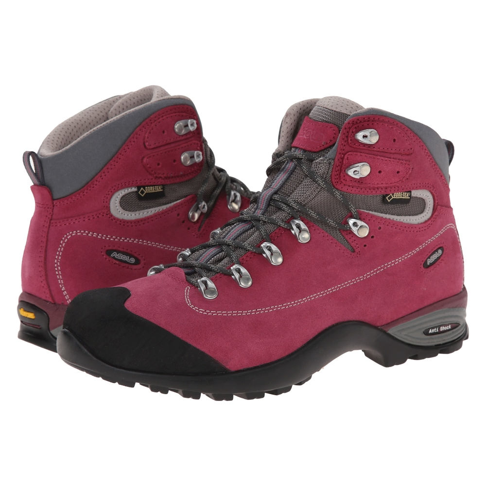 アゾロ Asolo レディース シューズ・靴 ブーツ【Tacoma GV】Redbud