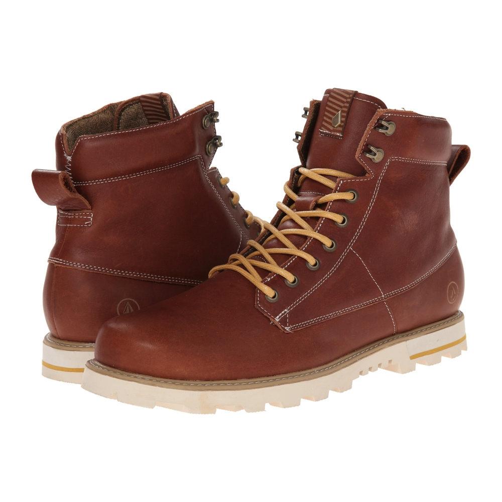 ボルコム Volcom メンズ シューズ・靴 ブーツ【Smithington 2】Rust