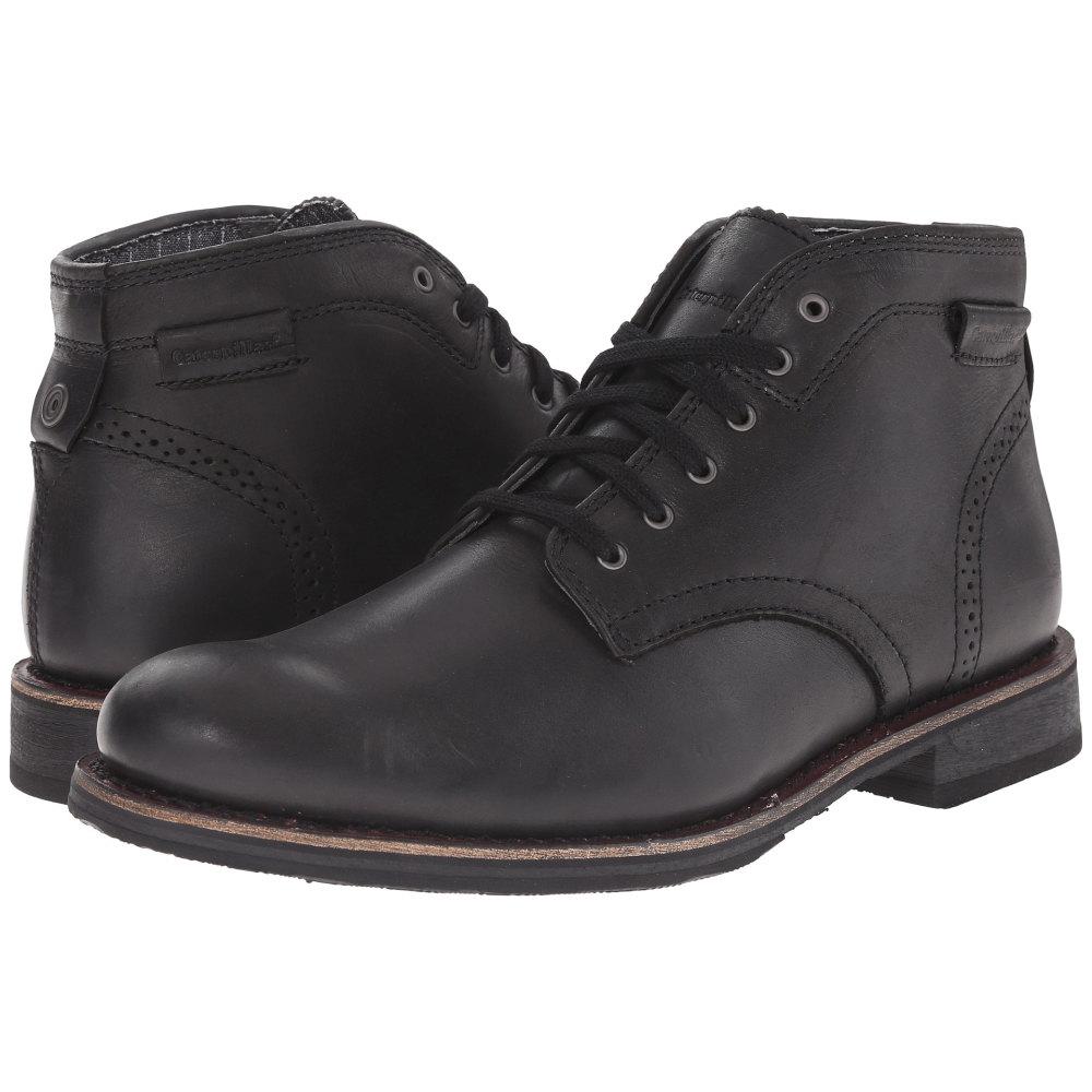 キャピタラー カジュアル Caterpillar メンズ シューズ・靴 ブーツ【Caine Mid】Black