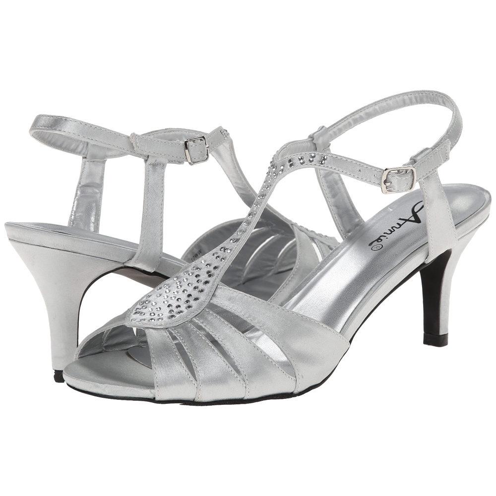 アニー Annie レディース シューズ・靴 パンプス【Luxury】Silver