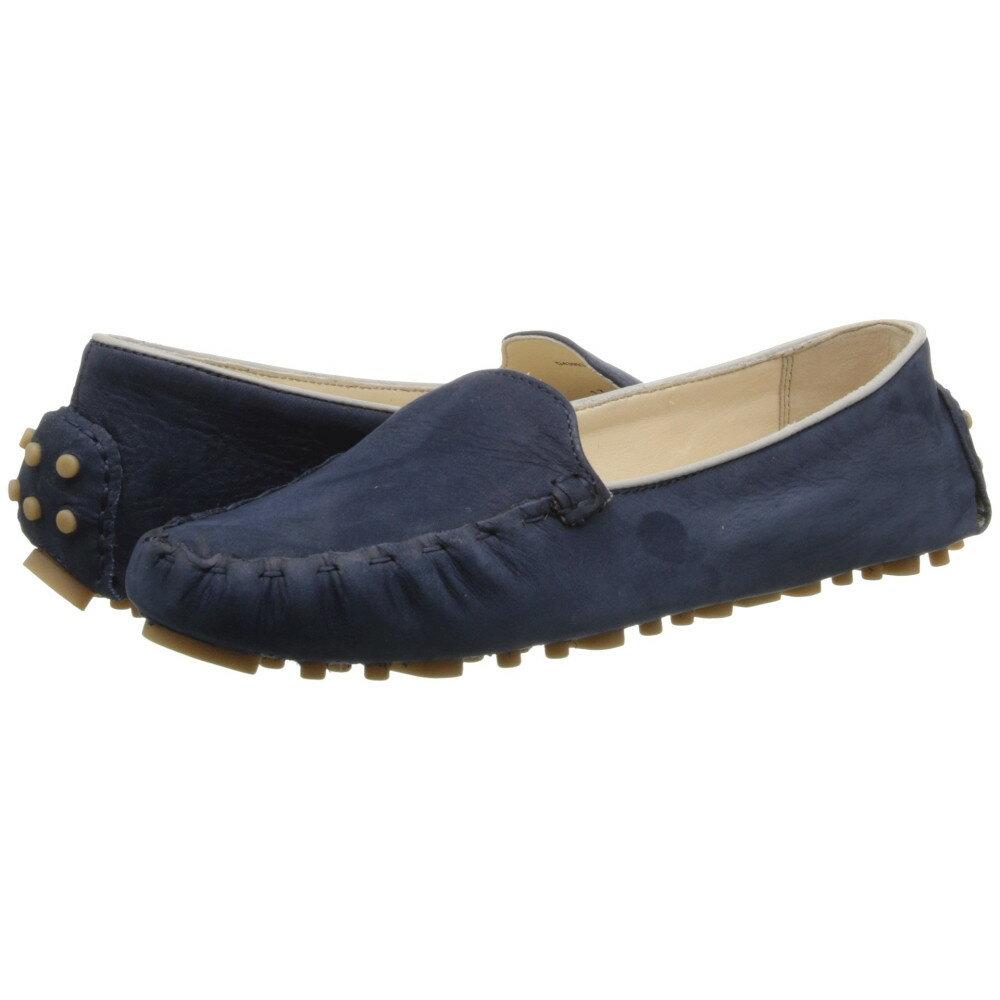 コールハーン Cole Haan レディース シューズ・靴 フラット【Cary Venetian】Blazer Blue Nubuck