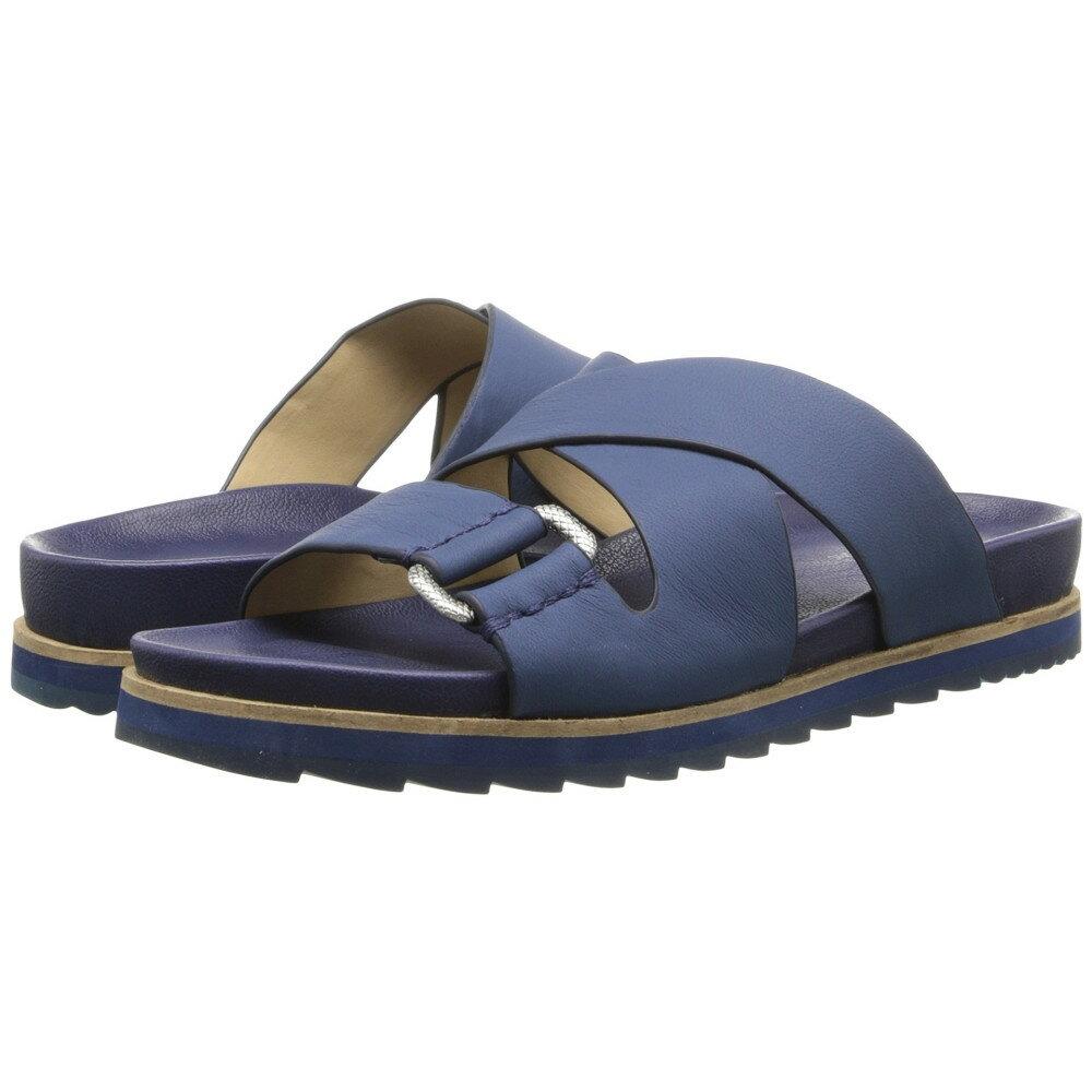 カルバンクライン Calvin Klein Jeans レディース シューズ・靴 サンダル【Valeri】Indigo Leather