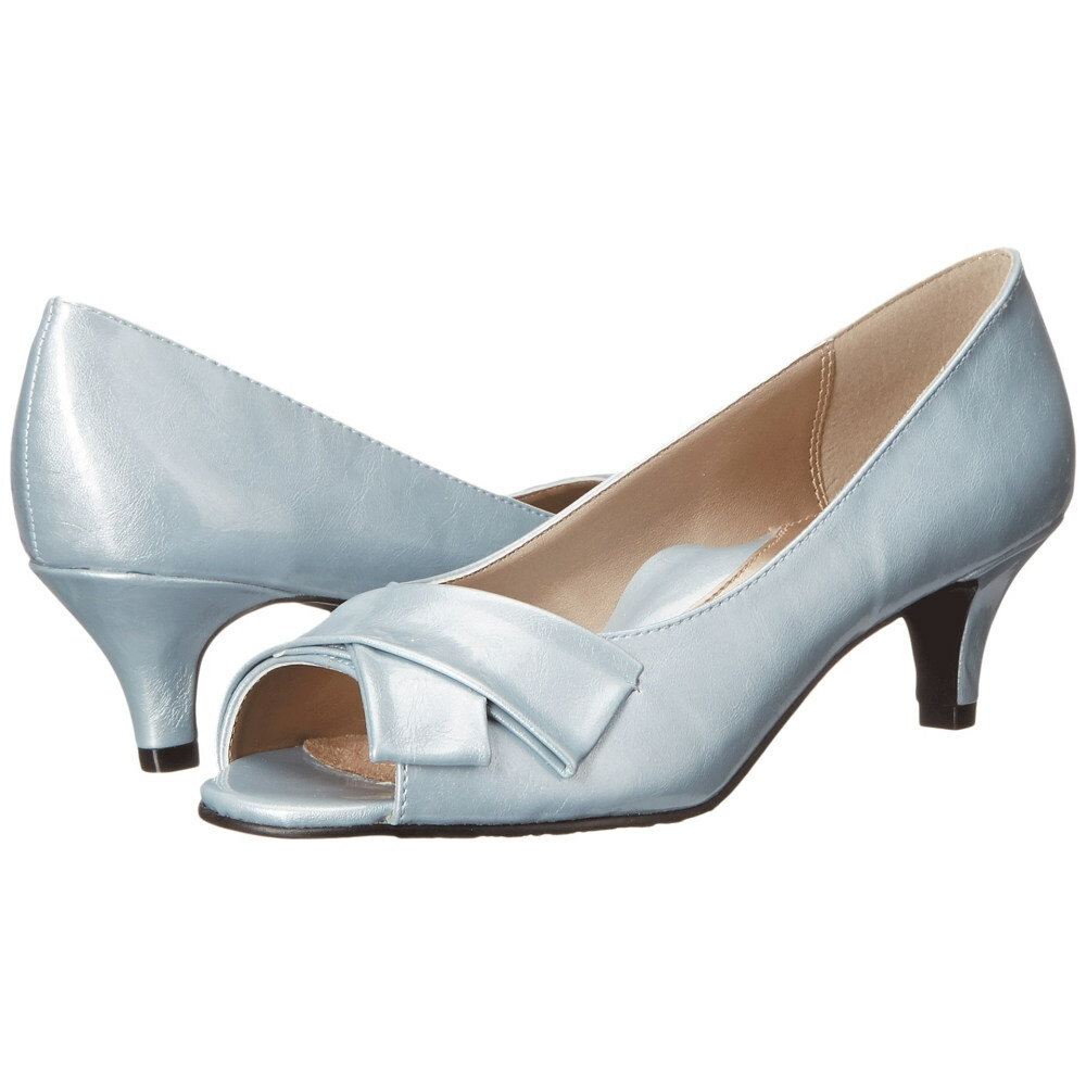 ソフトスタイル Soft Style レディース シューズ・靴 パンプス【Aubrey】Blue Fog Pearlized Patent