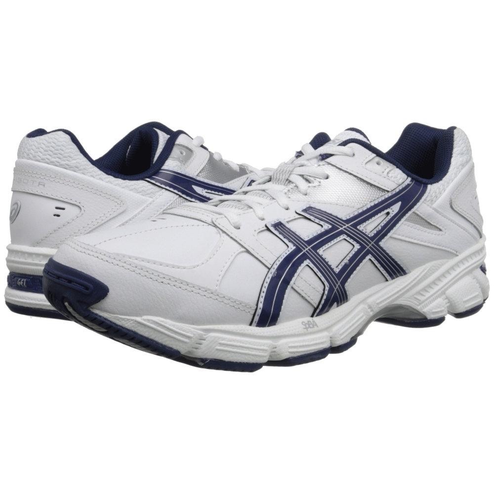 アシックス ASICS メンズ シューズ?靴 スニーカー【GEL-190 TR】White/Navy/Silver