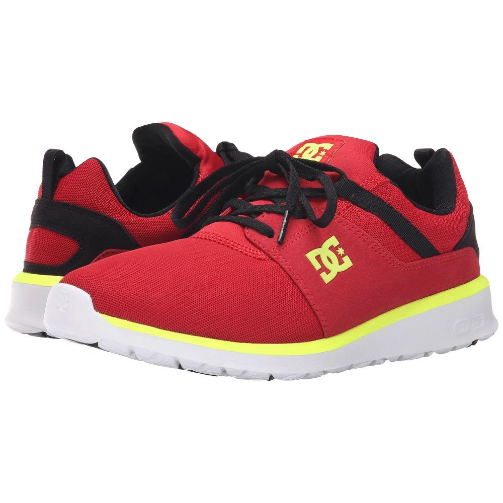 ディーシー メンズ シューズ・靴 スニーカー【Heathrow】Black/Red/Yellow Highlight