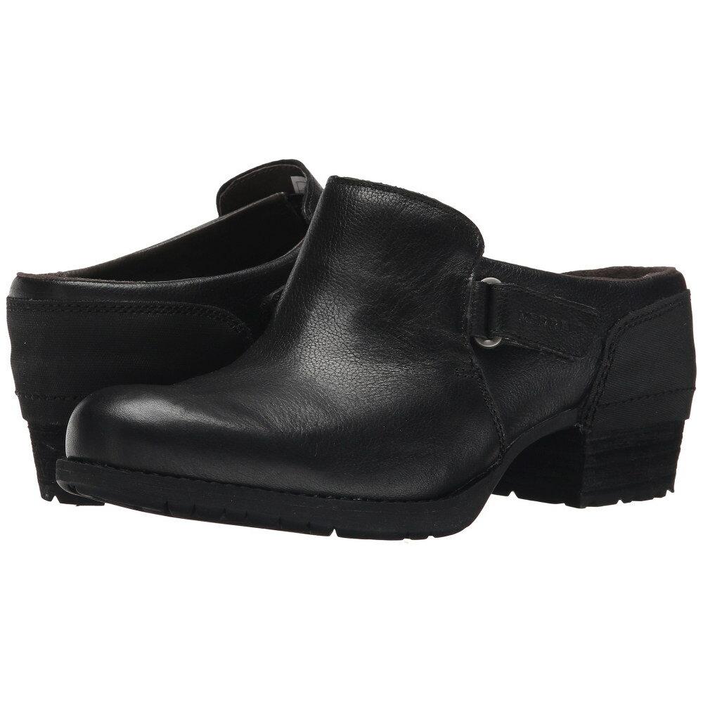 メレル Merrell レディース シューズ・靴 サンダル【Shiloh Clog】Black