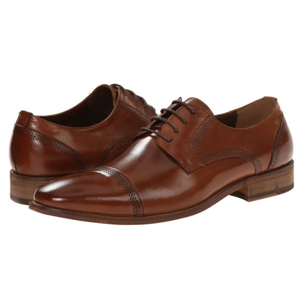 スティーブ マデン Steve Madden メンズ シューズ・靴 オックスフォード【Crucible】Tan Leather