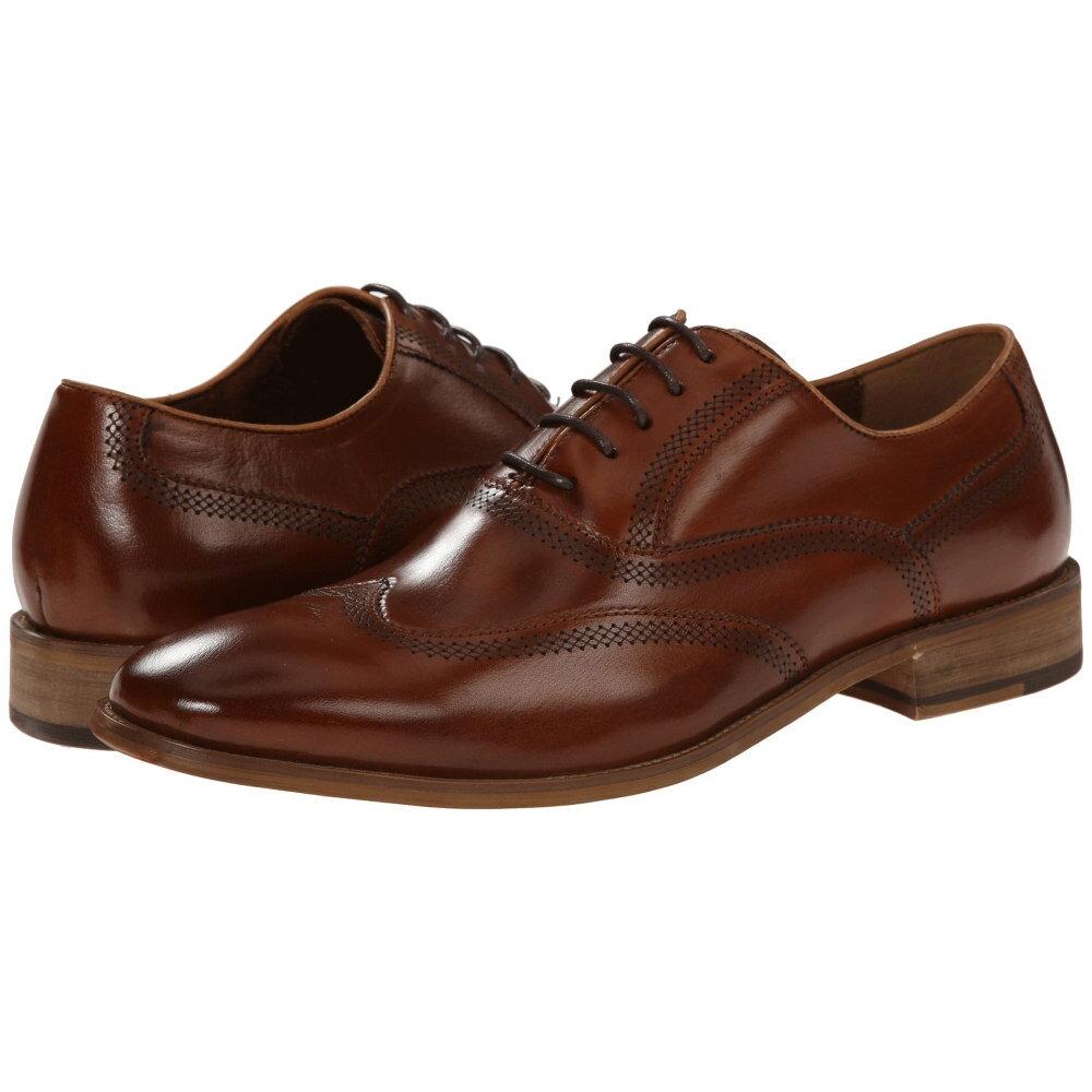 スティーブ マデン Steve Madden メンズ シューズ・靴 オックスフォード【Cysco】Tan Leather