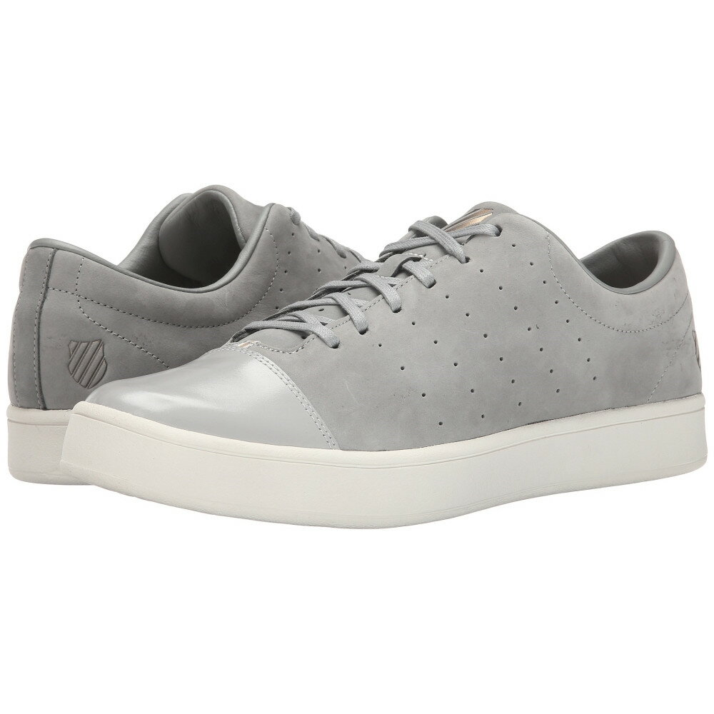 ケースイス メンズ シューズ・靴 スニーカー【Washburn P'】Neutral Grey/Gull Gray/White