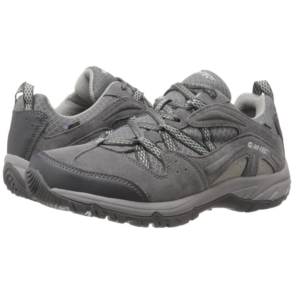 ハイテック レディース シューズ・靴 スニーカー【Celcius WP】Steel Grey/Grey/Lichen