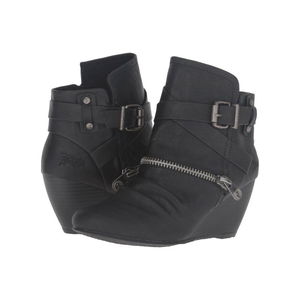 ブローフィッシュ Blowfish レディース シューズ・靴 ブーツ【Bayard】Black Old Ranger PU