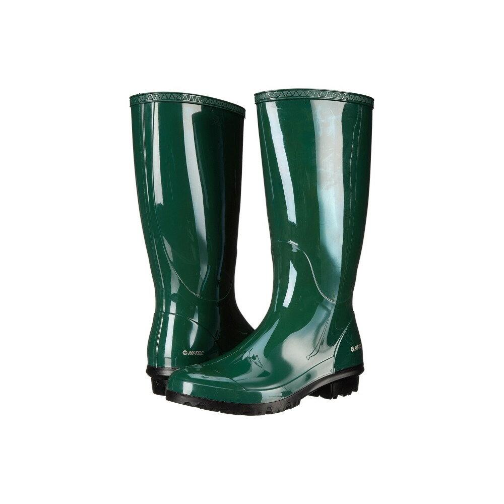ハイテック レディース シューズ・靴 レインシューズ・長靴【Paddington】Green