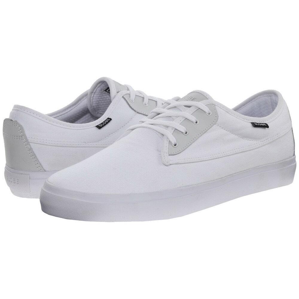 グローブ メンズ シューズ・靴 スニーカー【Moonshine】White/Black