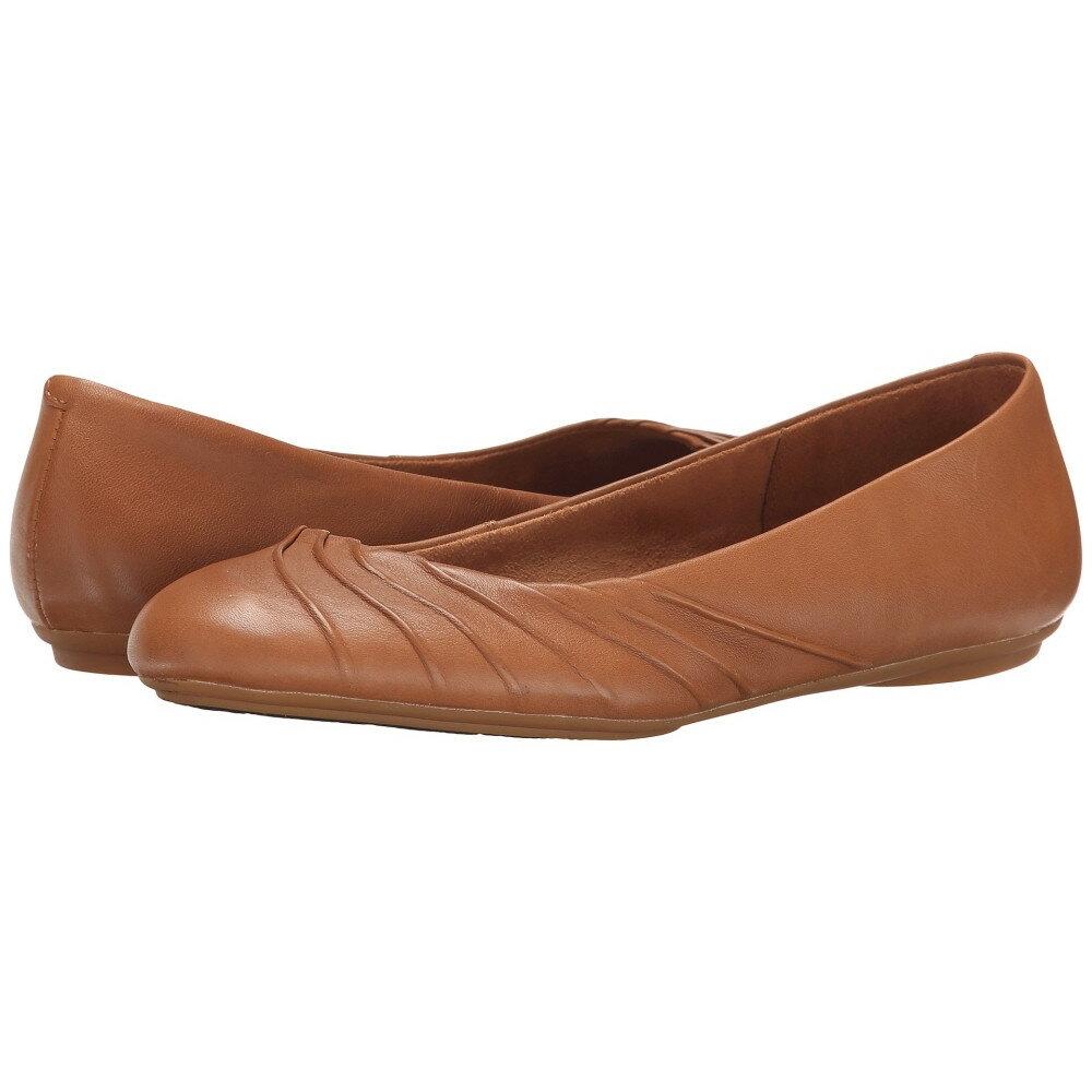 ハッシュパピー Hush Puppies レディース シューズ・靴 フラット【Zella Chaste】Tan Leather