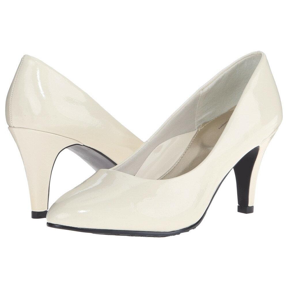 ソフトスタイル Soft Style レディース シューズ・靴 パンプス【Raylene】Ivory Pearlized Patent