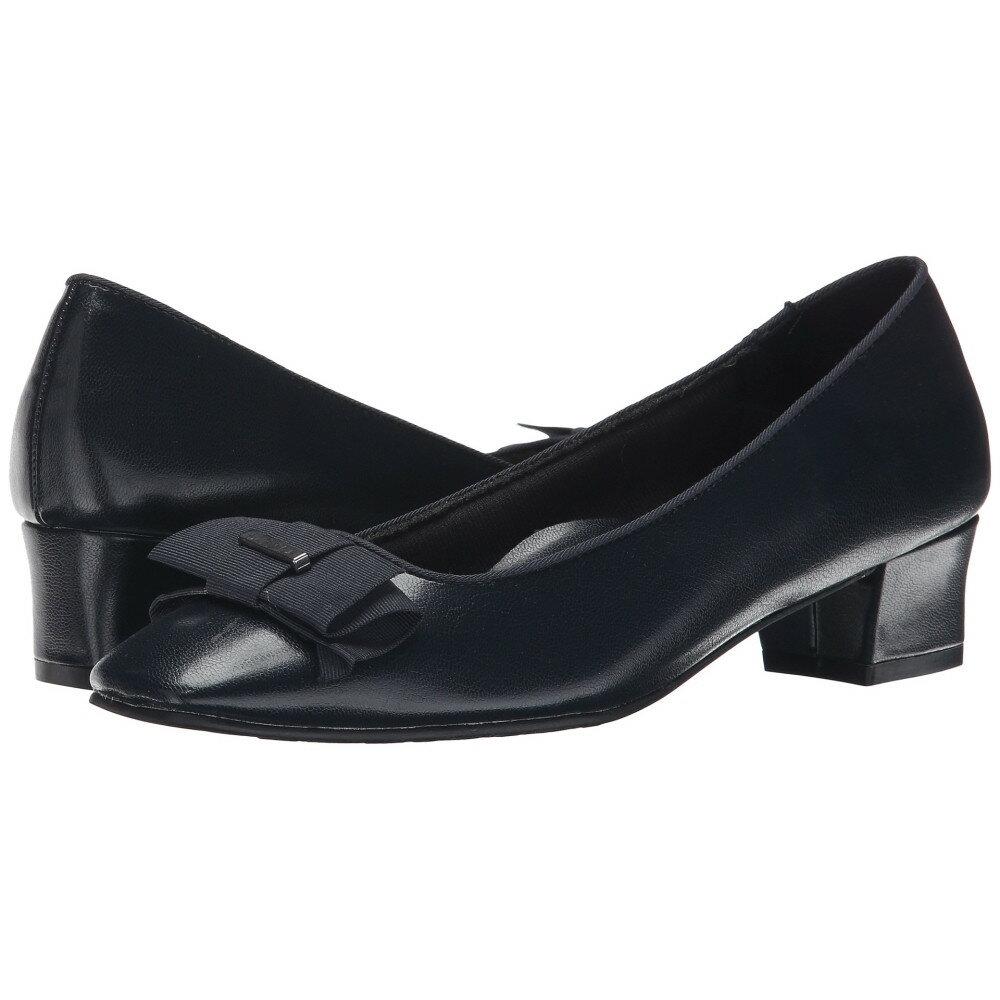 ソフトスタイル Soft Style レディース シューズ・靴 パンプス【Sharyl】Navy Elegance