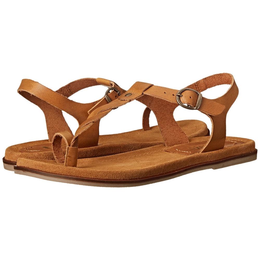 ミア MIA レディース シューズ・靴 サンダル【Heritage - Pompeii】Camel