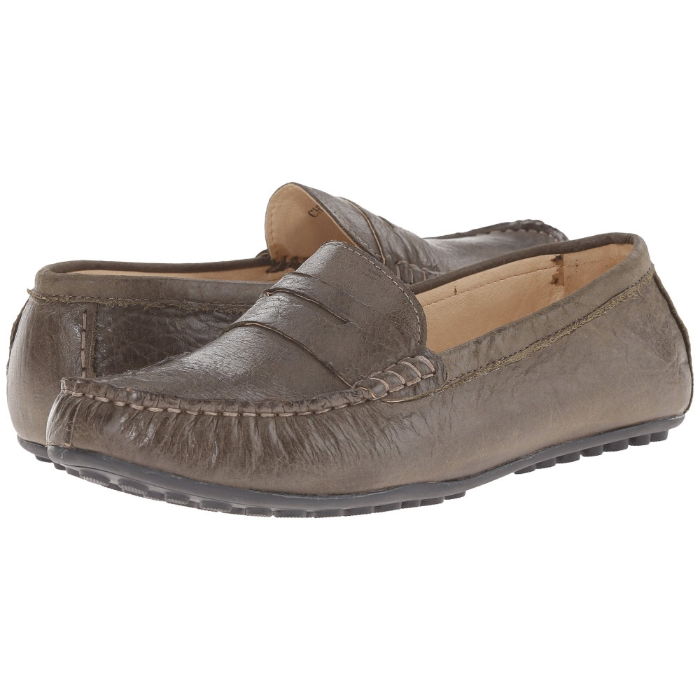 デイビッド テイト David Tate レディース シューズ・靴 フラット【Carson】Olive Glazed Buffalo