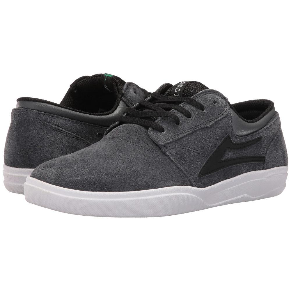 ラカイ メンズ シューズ・靴 スニーカー【Griffin XLK】Grey/Black Suede