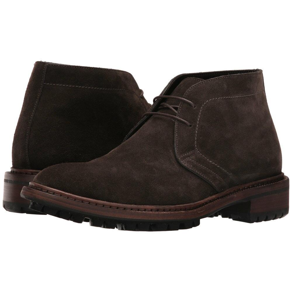 トゥーブートニューヨーク メンズ シューズ・靴 ブーツ【Clemmons】Brown Suede