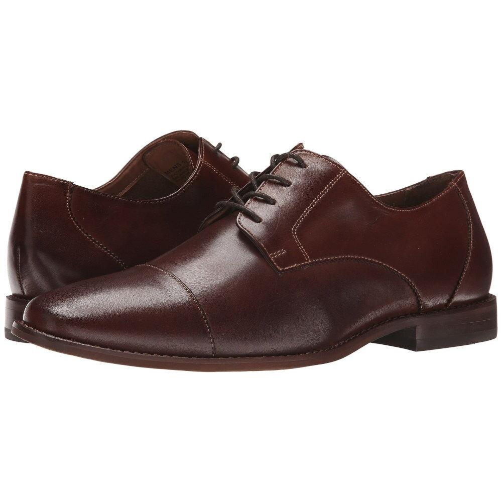 フローシャイム Florsheim メンズ シューズ・靴 オックスフォード【Montinaro Cap Toe Oxford】Brown Smooth