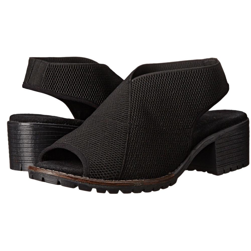 ヴィヴァン レディース シューズ・靴 ヒール【Marabel】Black Engraved