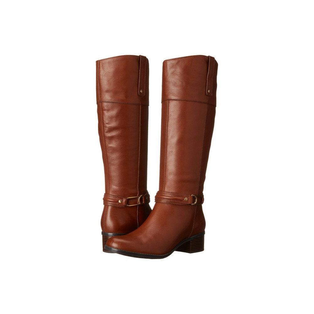 バンドリーノ Bandolino レディース シューズ・靴 ブーツ【Coloradee】Cognac/Cognac Leather