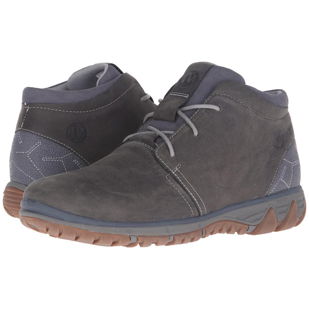 メレル Merrell メンズ シューズ・靴 ブーツ【All Out Blazer Chukka】Pewter