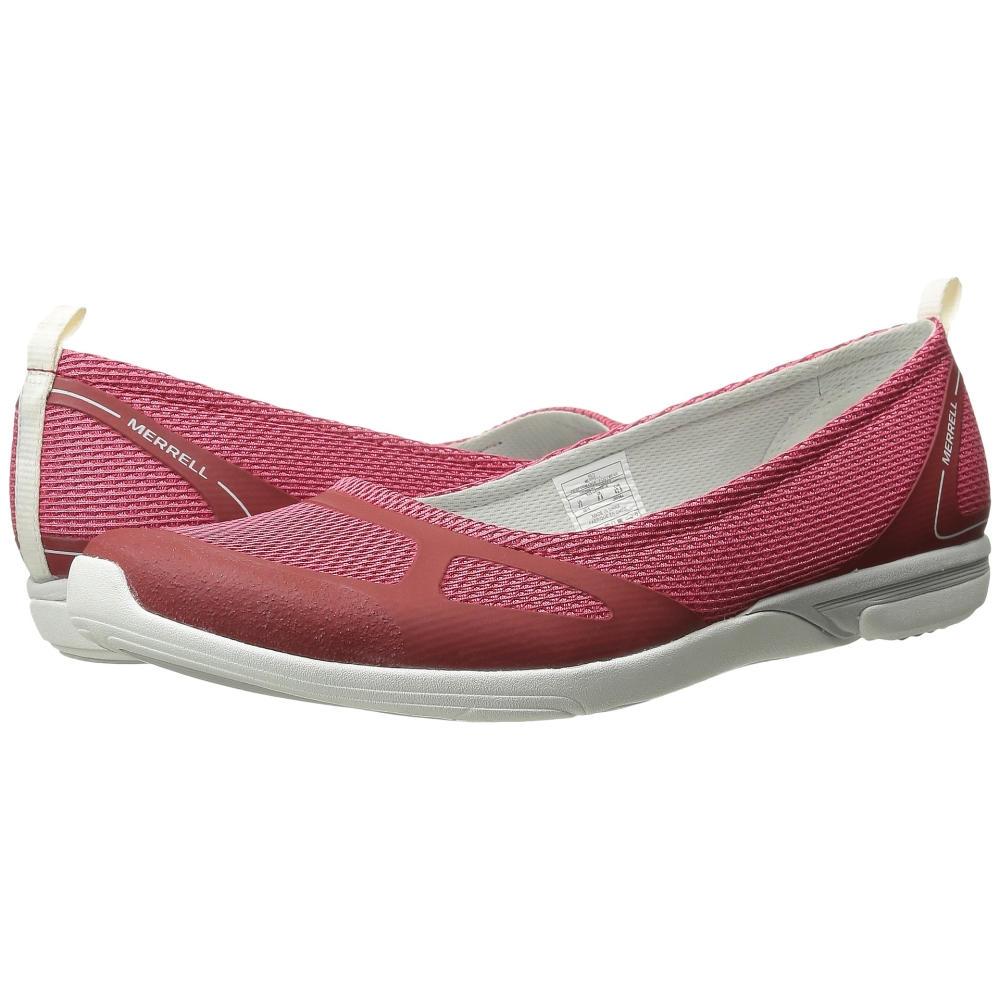 メレル Merrell レディース シューズ・靴 フラット【Ceylon Sport Ballet】Red