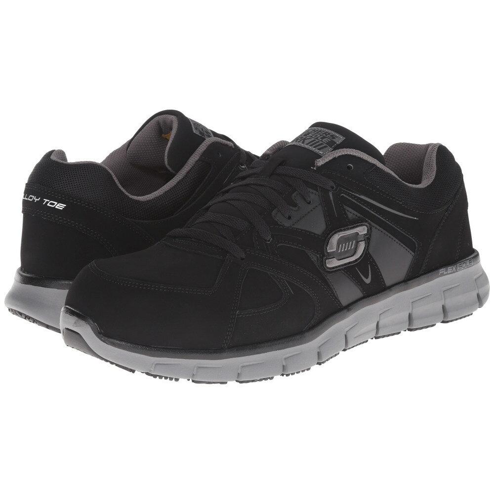 スケッチャーズ メンズ シューズ・靴 スニーカー【Synergy Ekron】Black Grey