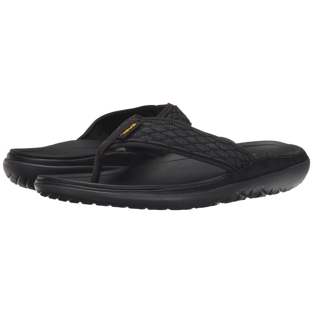 テバ メンズ シューズ・靴 ビーチサンダル【Terra-Float Flip】Black