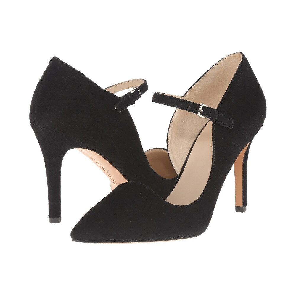 ナインウェスト Nine West レディース シューズ・靴 パンプス【Jennelle】Black Suede
