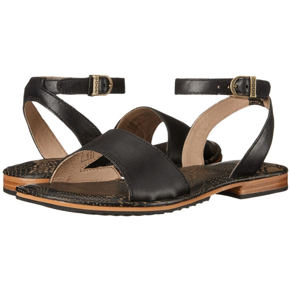 ボグス Bogs レディース シューズ・靴 サンダル【Memphis Strap Sandal】Black