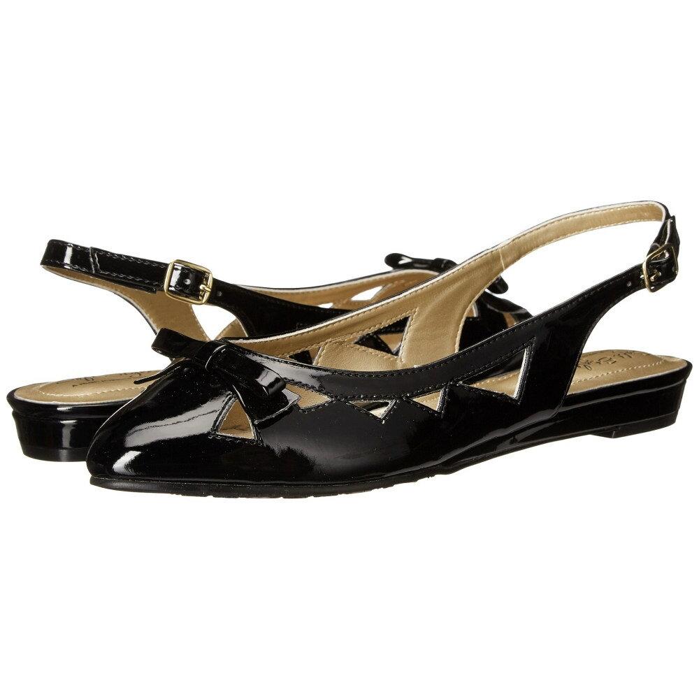 ソフトスタイル Soft Style レディース シューズ・靴 パンプス【Deni】Black Patent