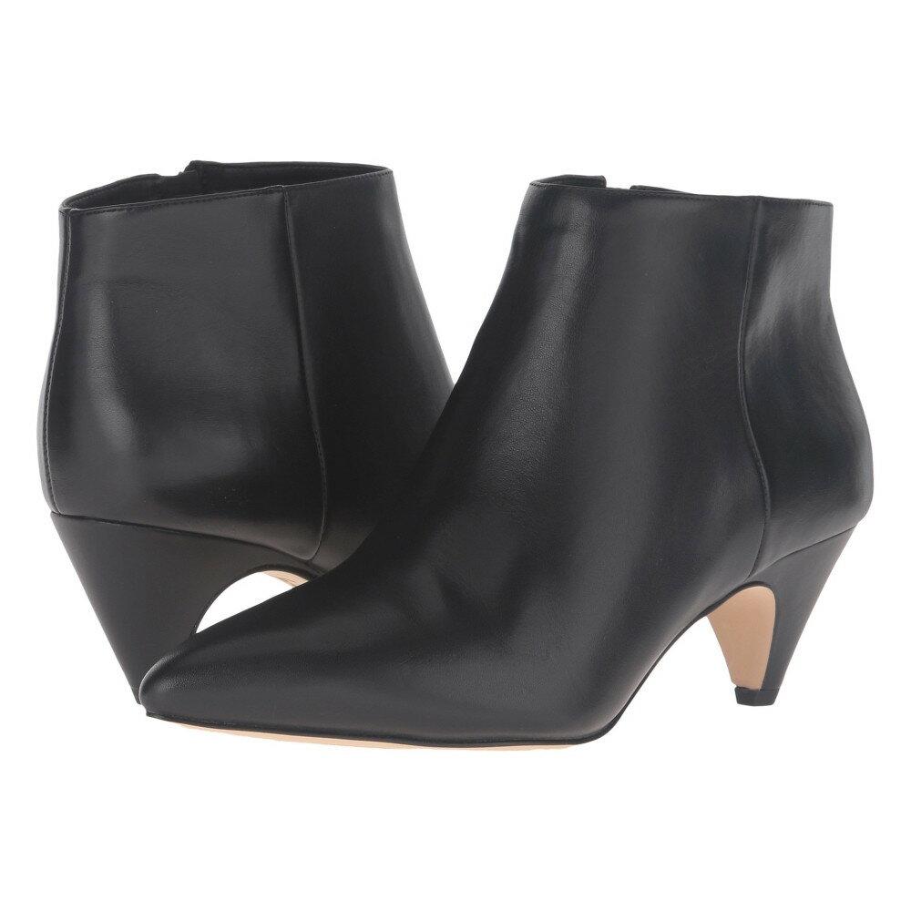 サム エデルマン レディース シューズ・靴 ブーツ【Lucy Ankle Boot】Black Modena Calf Leather