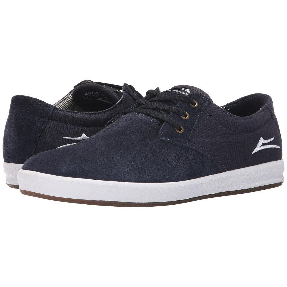 ラカイ メンズ シューズ・靴 スニーカー【MJ XLK】Navy Suede