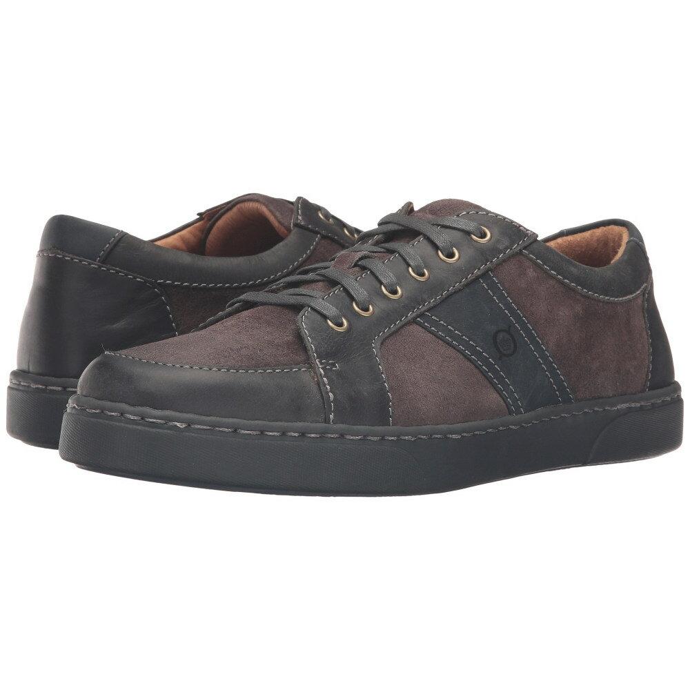 ボーン メンズ シューズ・靴 スニーカー【Baum】Peltro/Carbone/Seaglass