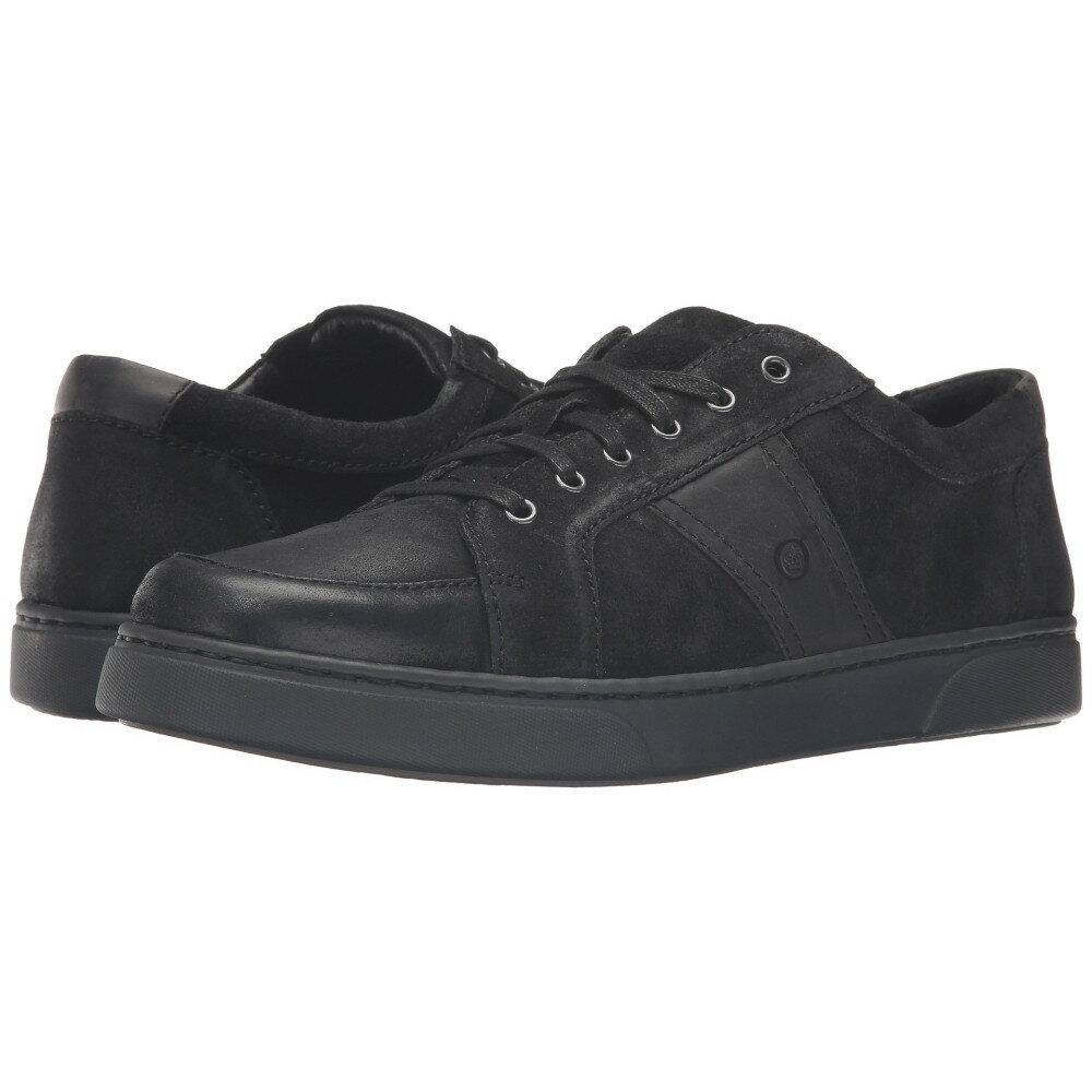 ボーン メンズ シューズ・靴 スニーカー【Baum】Black/Carbone
