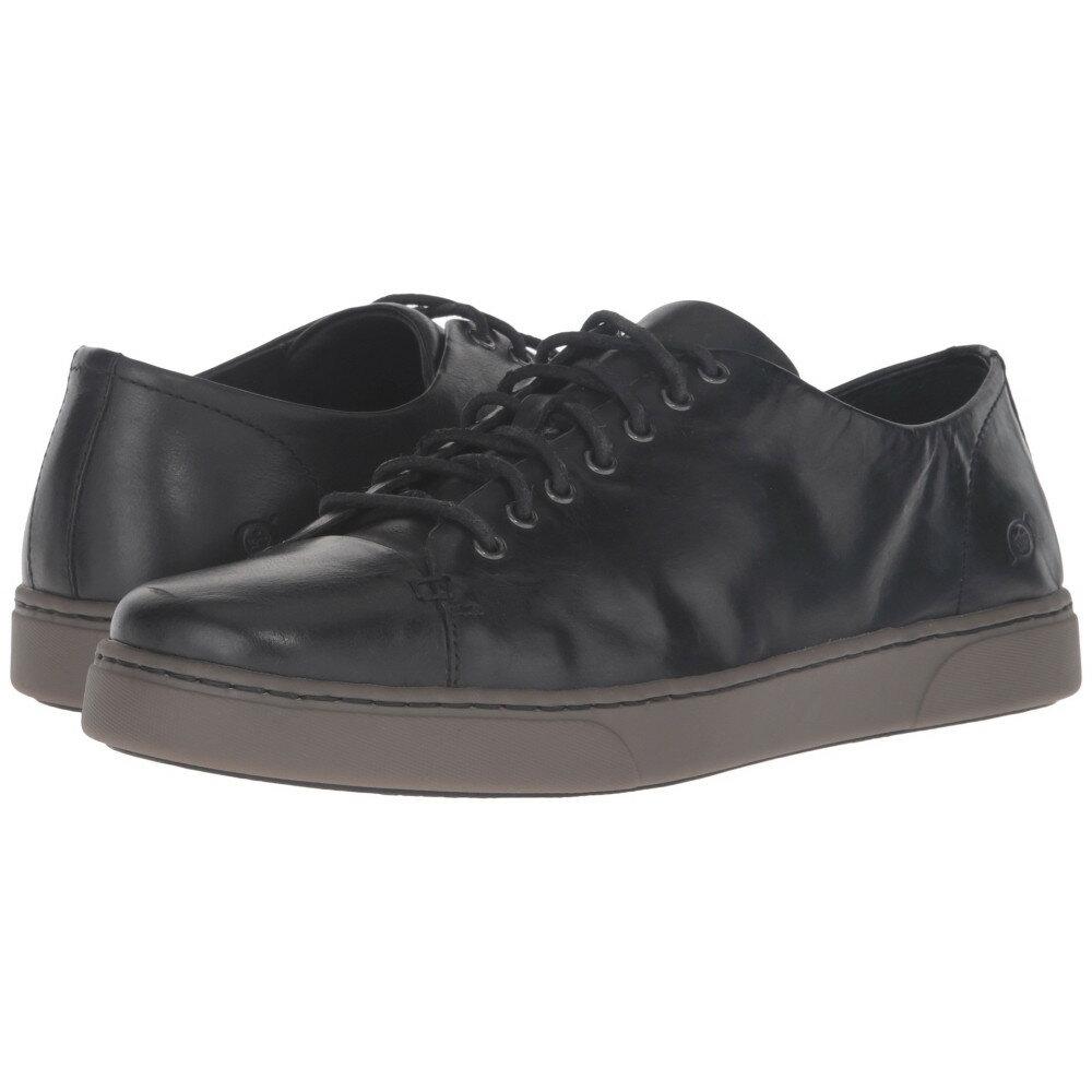 ボーン メンズ シューズ・靴 スニーカー【Bayne】Black